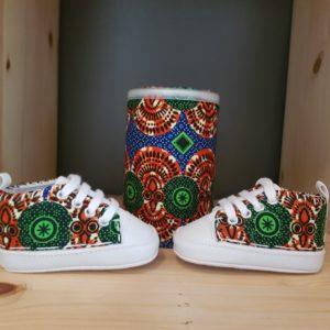 basket bebe wax chaussures du roi