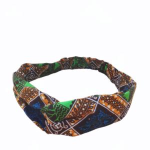 headband wax orange